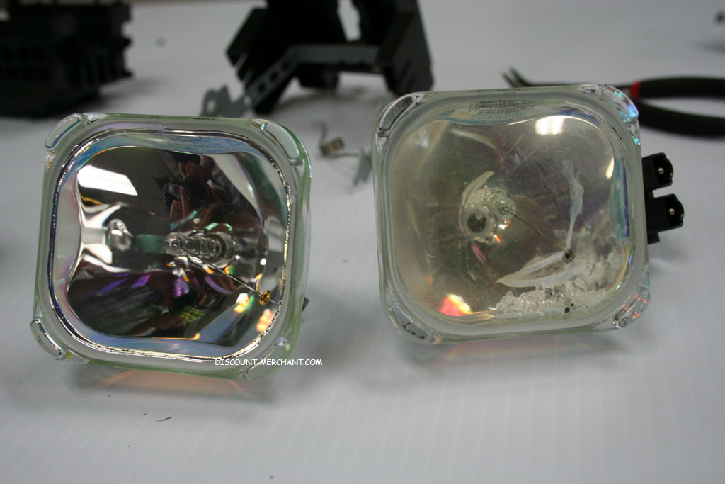 "Sony XL-5100U ""How-To"" Guide - Replacement Projection LCD TV Lamp"