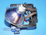 Base : LC22292 & foco: Philips UHP 120W/100W 1.0