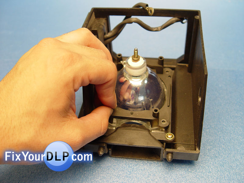 Samsung Bp96 01099a How To Guide Replacement Dlp Lamp Guide