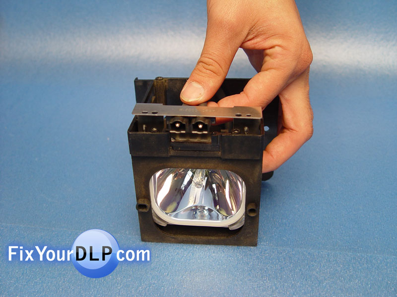 Zenith Lg 6913v00002c How To Guide Replacement Dlp Lamp