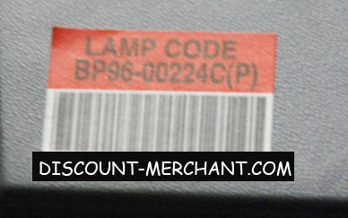 BP96-00826A Compatible Lamp