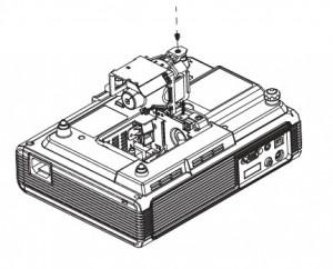 BenQ PB2240 lamp replacement BenQ 59.J9301.CG1