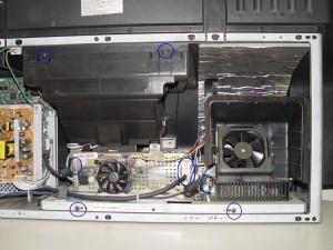 4719-001997 DLP Chip, Samsung HL72A650C1FXZA RPTV