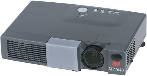 3M MP7640 projector lamp