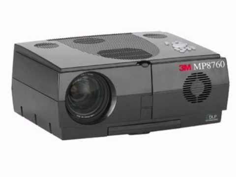 3m Mp8670 Projector Lamp