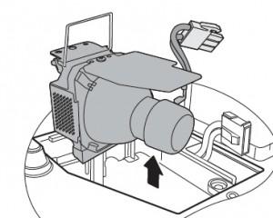 BenQ MP522 lamp out, BenQ 9E.Y1301.001 lamp