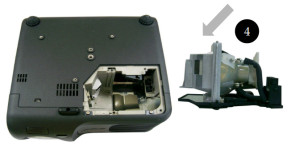 Acer-PD100_install_new_Acer_EC-J2101-001_projector_lamp