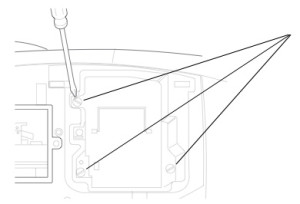Ask_Proxima_DP-9440_projector_loosen_9500_SP-LAMP-004_projector_lamp_screws