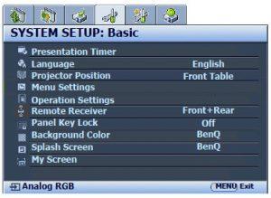 BenQ-_MW811ST_projector_BenQ 5J.J3K05_reset_projector_lamp_timer