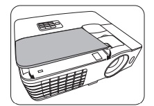 BenQ_HT1075_projector_lamp_5J.J9H05.001_replace_cover