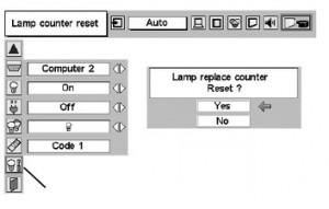 Boxlight_CP-12TA_projector_reset_Boxlight_-CP12TA-930_projector_lamp_timer