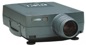 ASK C2 Compact/ C6 Compact projector, ASK LAMP-013