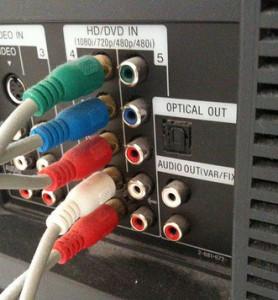 Cables_HDTV_Projectors