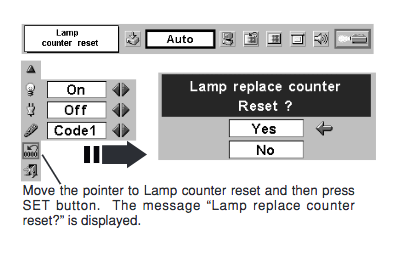 Canon_LV7350_projector_lamp_LV-LP11_reset_lamp timer