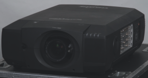 Christie LX77 projector