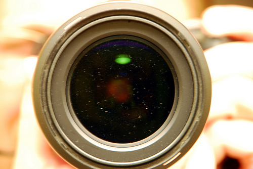 How_clean_your_projector_lens