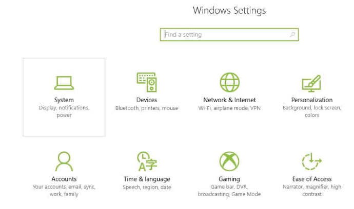 Connect Projector Windows 10