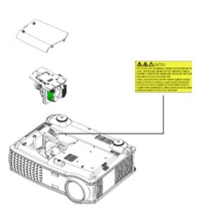 Dell_5100MP_Projector_Lamp+310-6896_replace