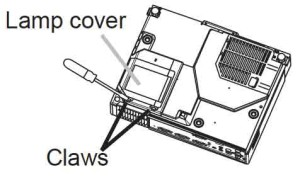 Dukane_ImagePro_8063_replacement_projector_lamp_cover_remove