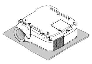 Dukane_ImagePro_8775_Dukane_456-8775_projector_lamp_cover_replace