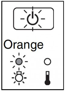 Epson EH-TW3000 warning light, Epson ELPLP49 lamp