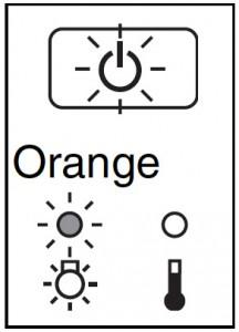 Epson EH-TW4500 warning light, Epson ELPLP49 lamp