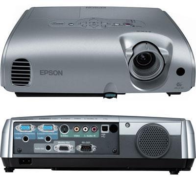 Epson-PowerLite-62c-projector-Epson-ELPLP34-lamp
