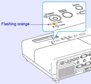 Epson-EMP-83-projector-Epson-ELPLP42-lamp