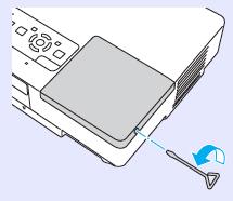 Epson_EMP-1700_remove_cover_screws_Epson_ELPLP38