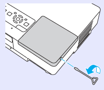 Epson_EMP-1705_remove_cover_screws_Epson_ELPLP38