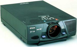 Epson_EMP-5500 projector