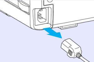 Epson_EMP-9300_unplug_projector_ELPLP23_projector_lamp