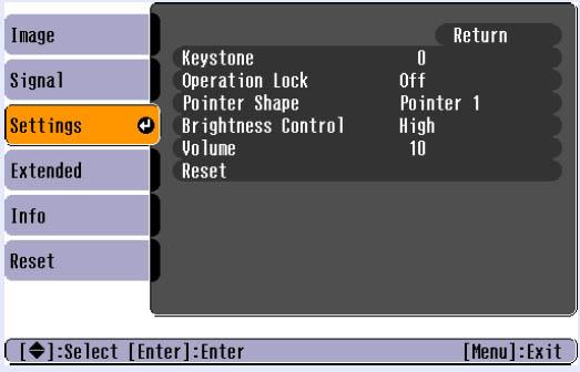 Epson-EMP-X3-reset-brightness-Epson-ELPLP34-lamp