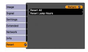Epson_PowerLite 475W_reset_projector_lamp_timer_ELPLP71