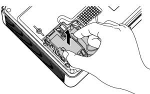 Epson_PowerLite-732_remove_ELPLP32_projector_lamp