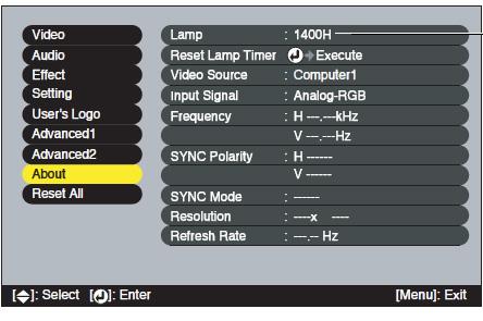 Epson_PowerLite_8300_ELPLP23_reset_projector_lamp_timer