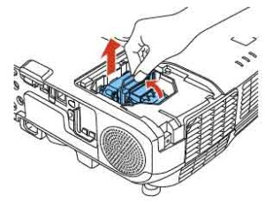 Epson_PowerLite_92_projector_remove_Epson_ELPLP60_projector_lamp