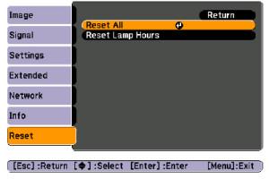 Epson_G5350NL_reset_Epson_ELPLP46_lamp_counter