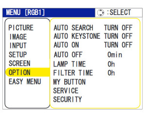 Hitachi-CP-X260_reset_Hitachi_reset_projector_lamp_timer