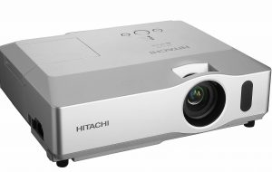 Hitachi_CP_X201_projector