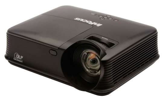 InFocus IN124 projector