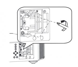 JVC_DLA-RS65-install new lamp_JVC PK-L2210UP