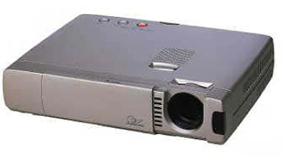 Knoll_HT201_projector