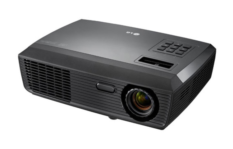 LG BS275 projector