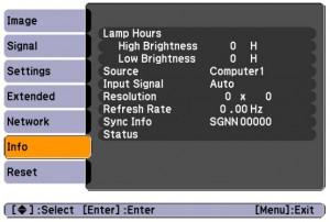 Epson-Powerlite-83C-lamp-hours-Epson-ELPLP42-lamp
