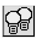 Sanyo PLC-XF40 Lamp Mode icon, Sanyo POA-LMP42 service part no 6102924831