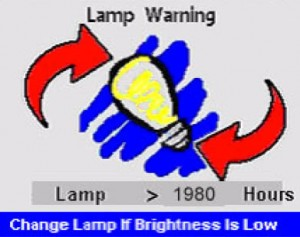 BenQ_PB8250_1980_hours_projector_lamp_warning_BenQ_59.J8101.CG1_projector_lamp
