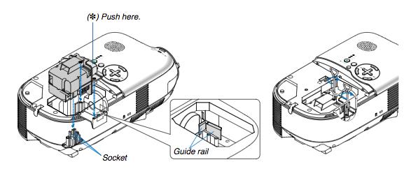NEC LT180_projector_lamp_NEC LH02LP_insert_new