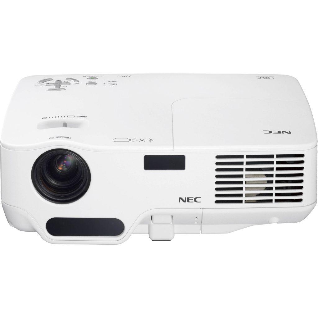 NEC_NP62_projector