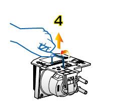 Optoma_Ex542_BL-FPI80E_install_new_projector_lamp